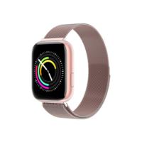 Smartwatch Garett Women Eva pink,steel product pic